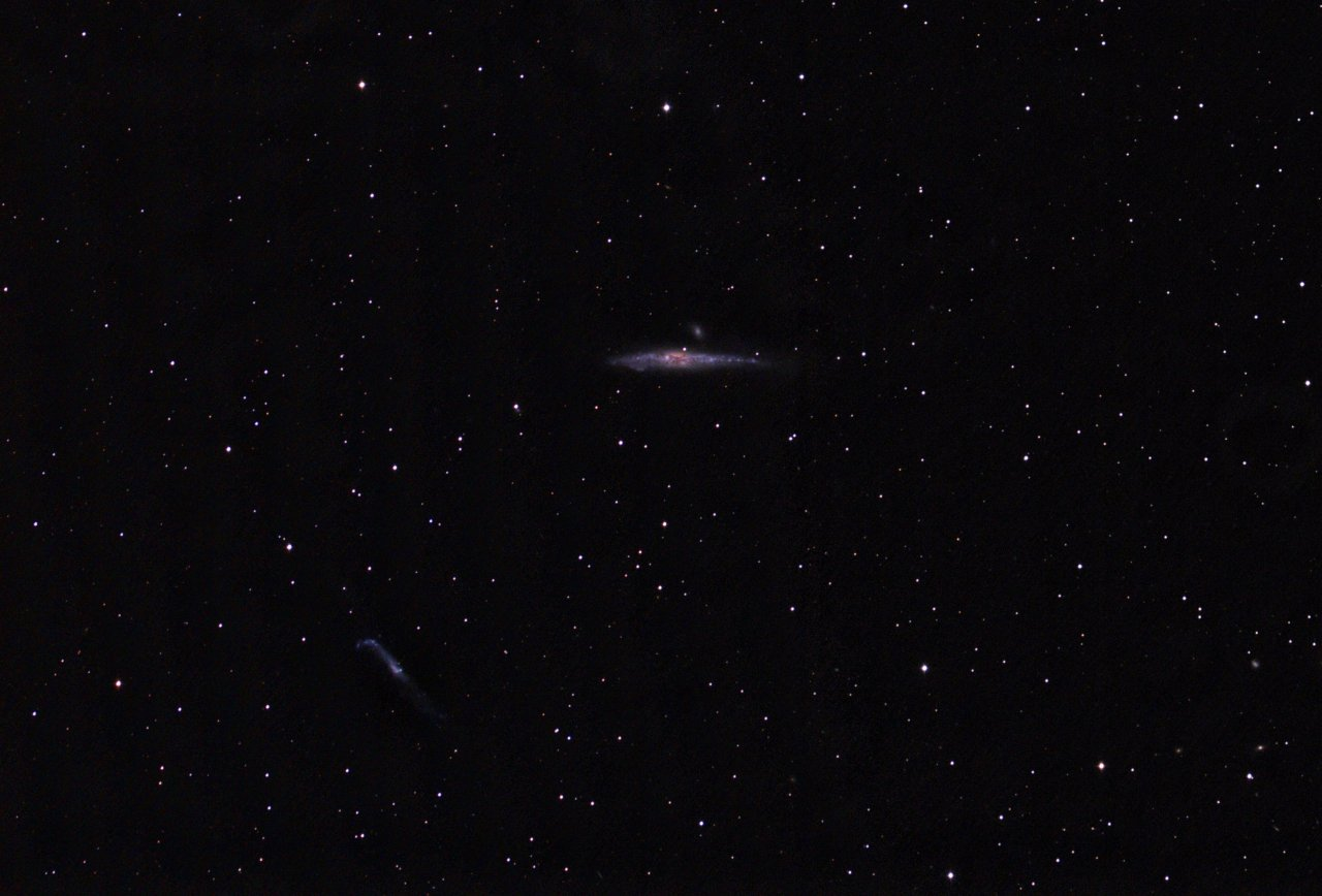 NGC4631, the Whale