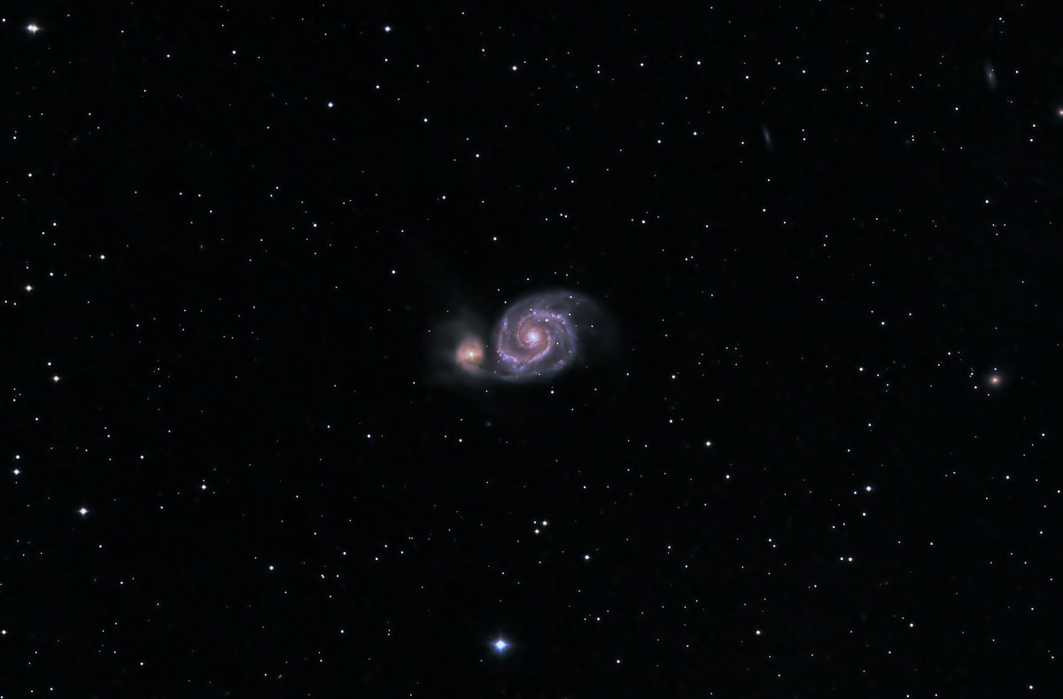 M51 and company