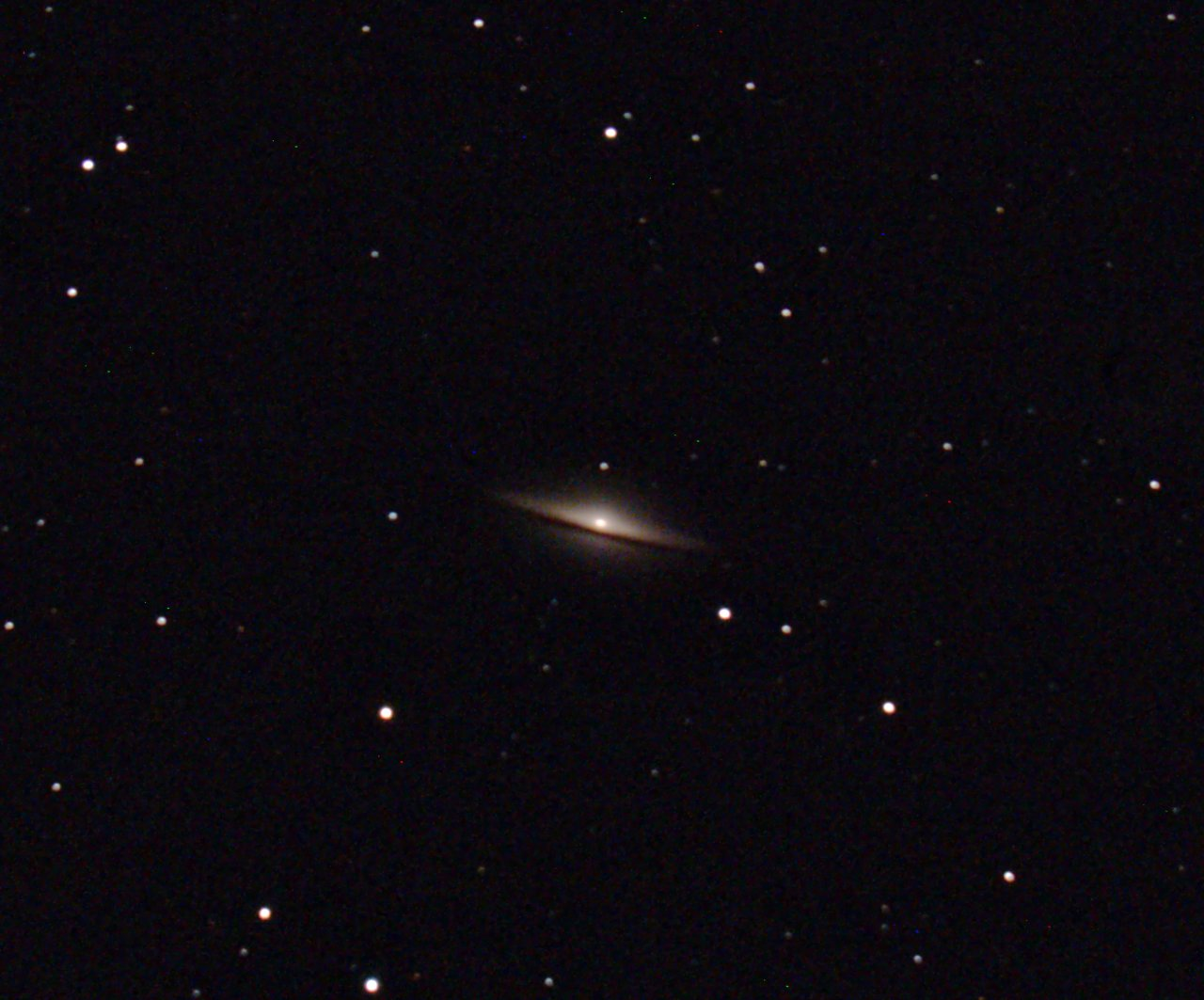 M104, The Sombrero Galaxy