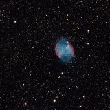 M27, The Dumbell Nebula