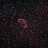 NGC6888, the Crescent Nebula