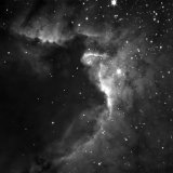 Sharpless 2-155, the Cave Nebula