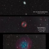 M76, Abell 31 and Jones Emberson1