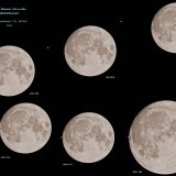 Moon Occults Aldebaran
