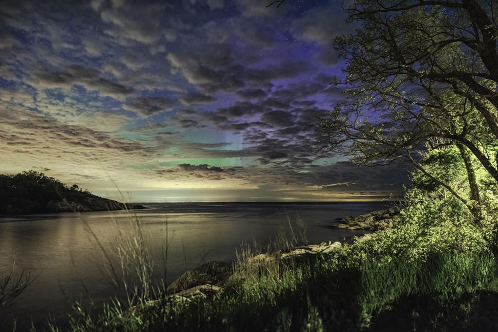 Folly Cove Aurora
