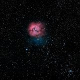 M20, the Trifid Nebula