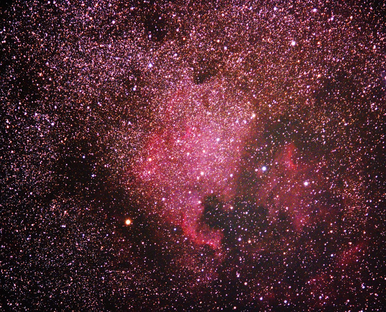 NGC7000, North American Nebula