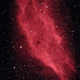 NGC1499, the California Nebula
