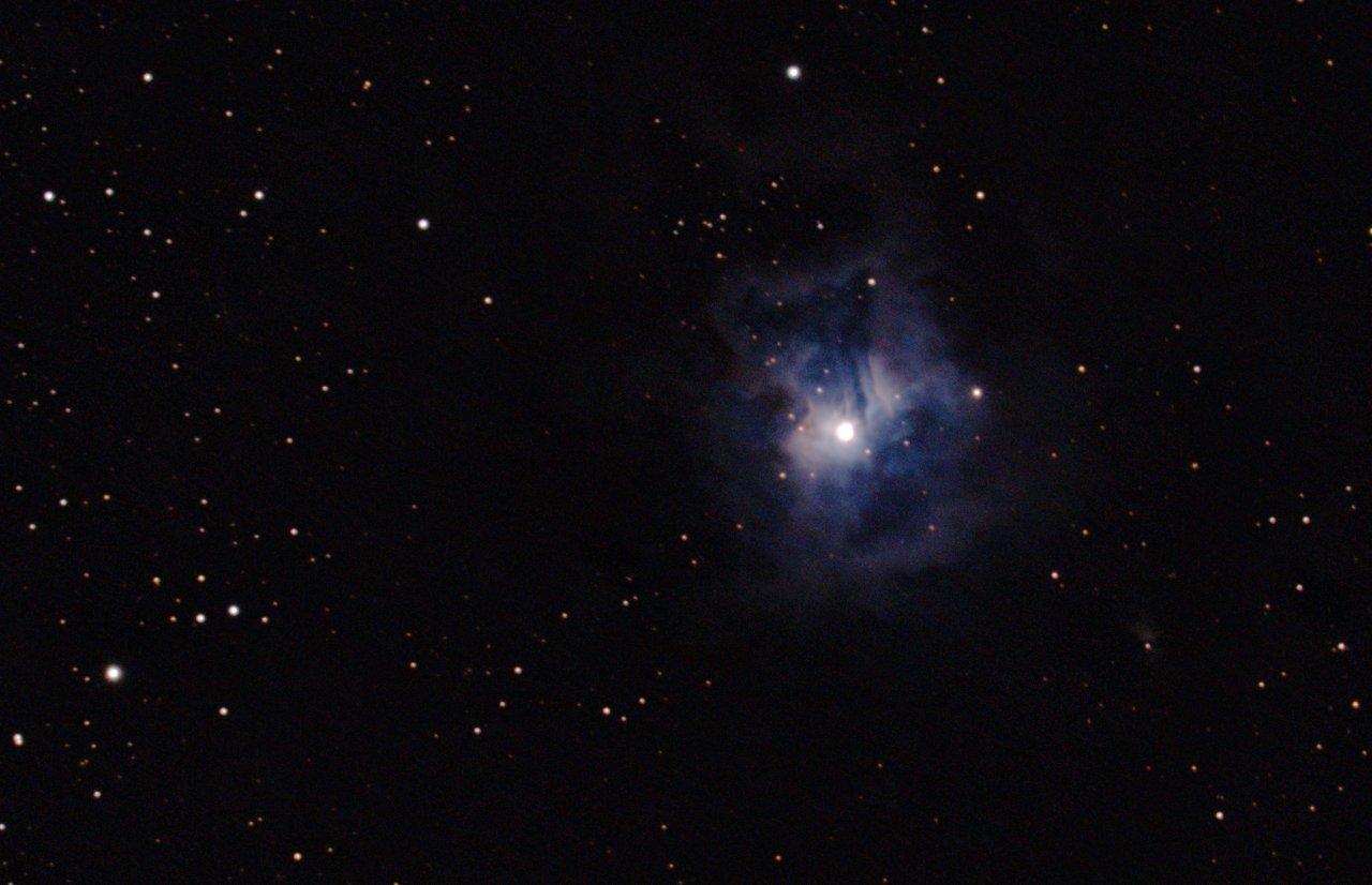 NGC7023, the Iris Nebula