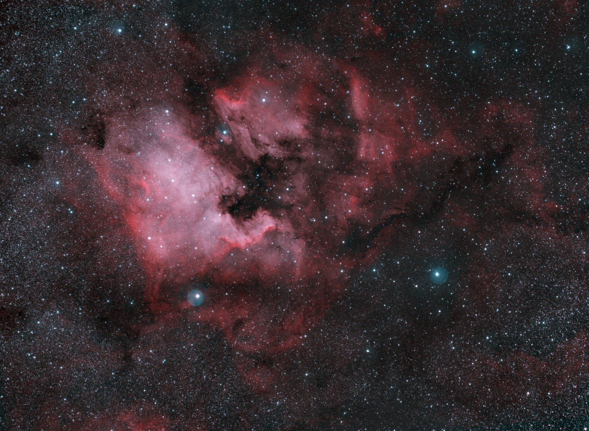 NGC7000, IC5067
