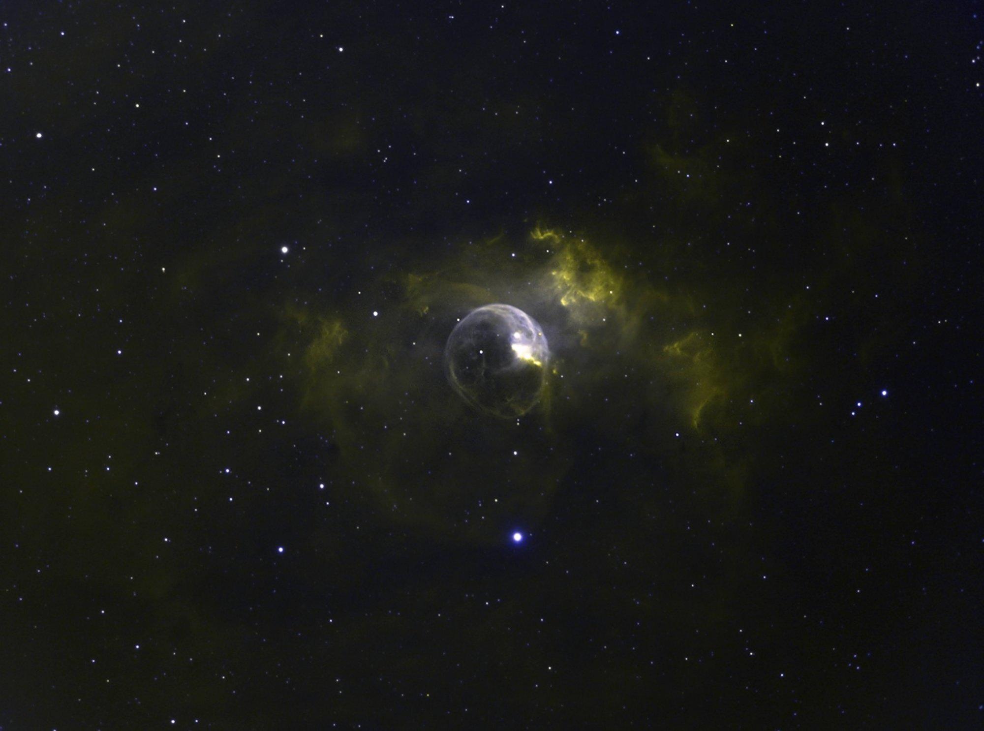 Bubble Nebula