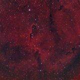 IC1396, the Elephant's Trunk Nebula
