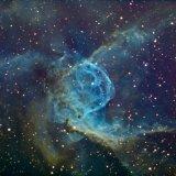 NGC2359, Thor's Helmet