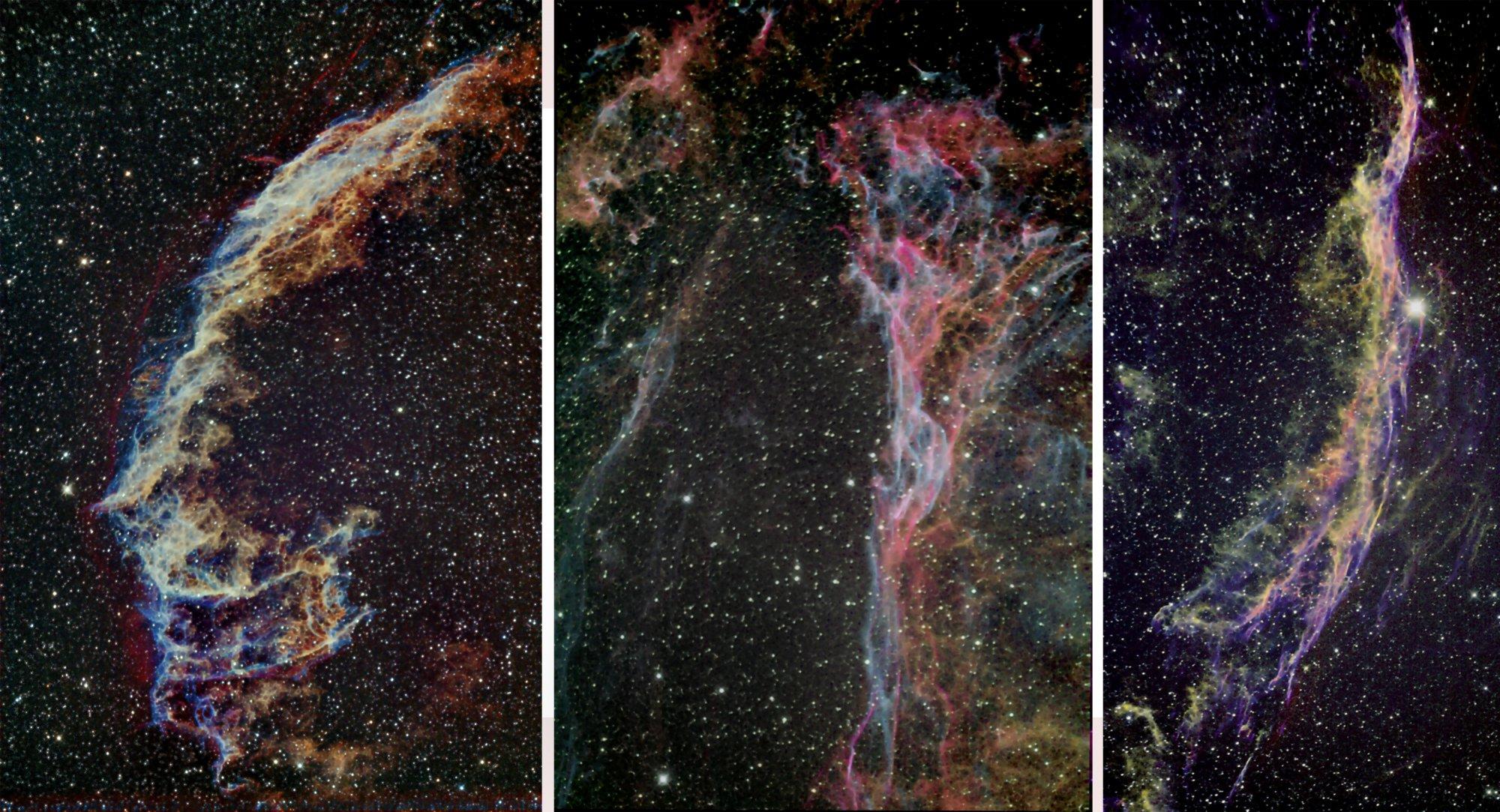 Veil Nebula, Complete