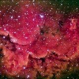 NGC7380, nebula in Cepheus