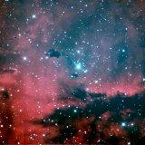 NGC281, color