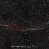 Second Veil Nebula in Cygnus