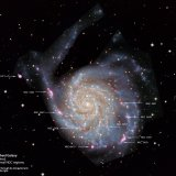 M101, Annotated