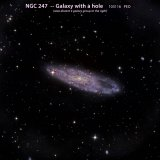 NGC247 and friends
