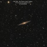 NGC891 -- the Outer Limits Galaxy