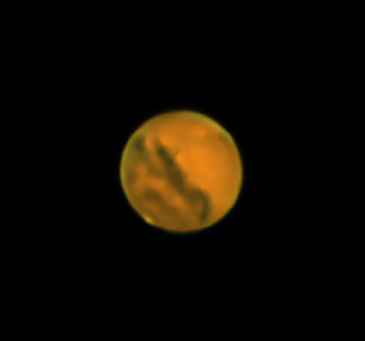 Mars, 10-14-2020