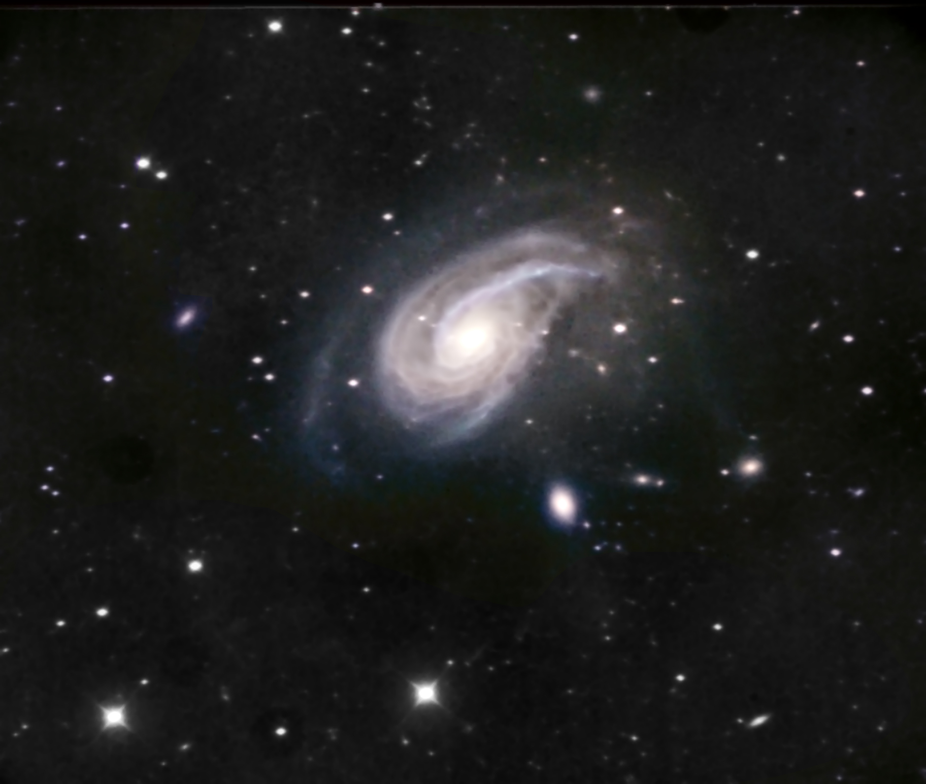 NGC772, color