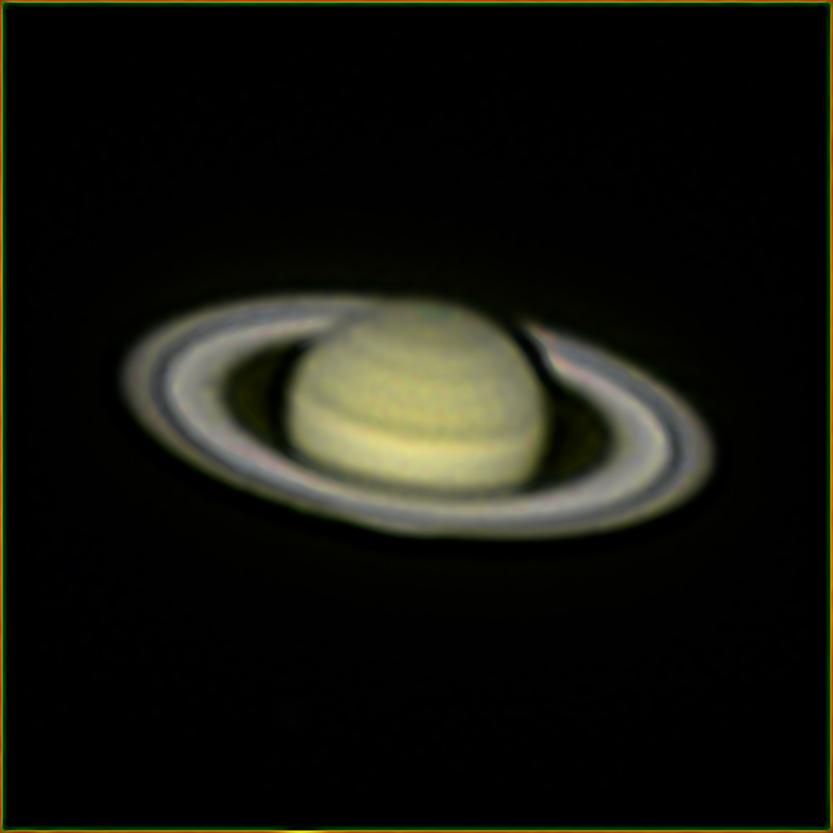 Saturn, 9-6-2020
