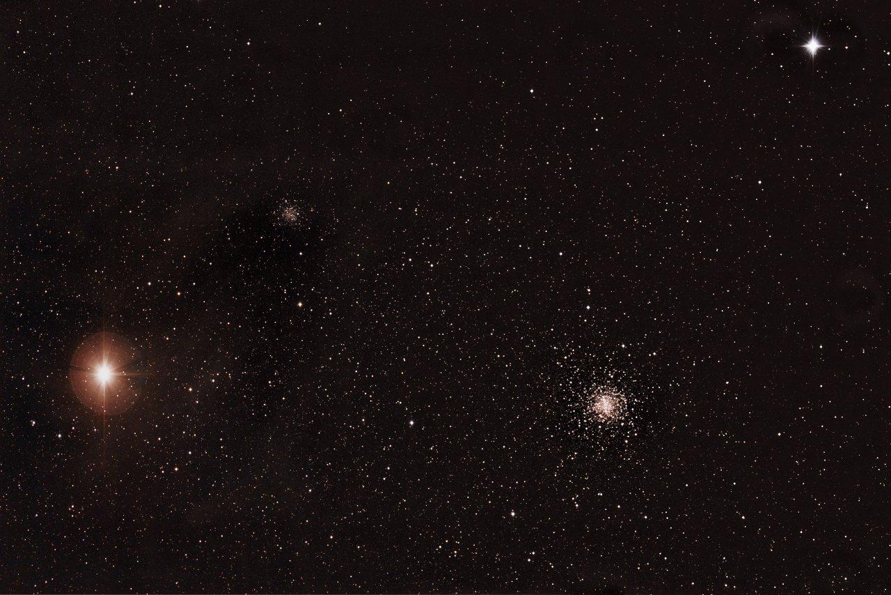 M4, Antares, NGC6144