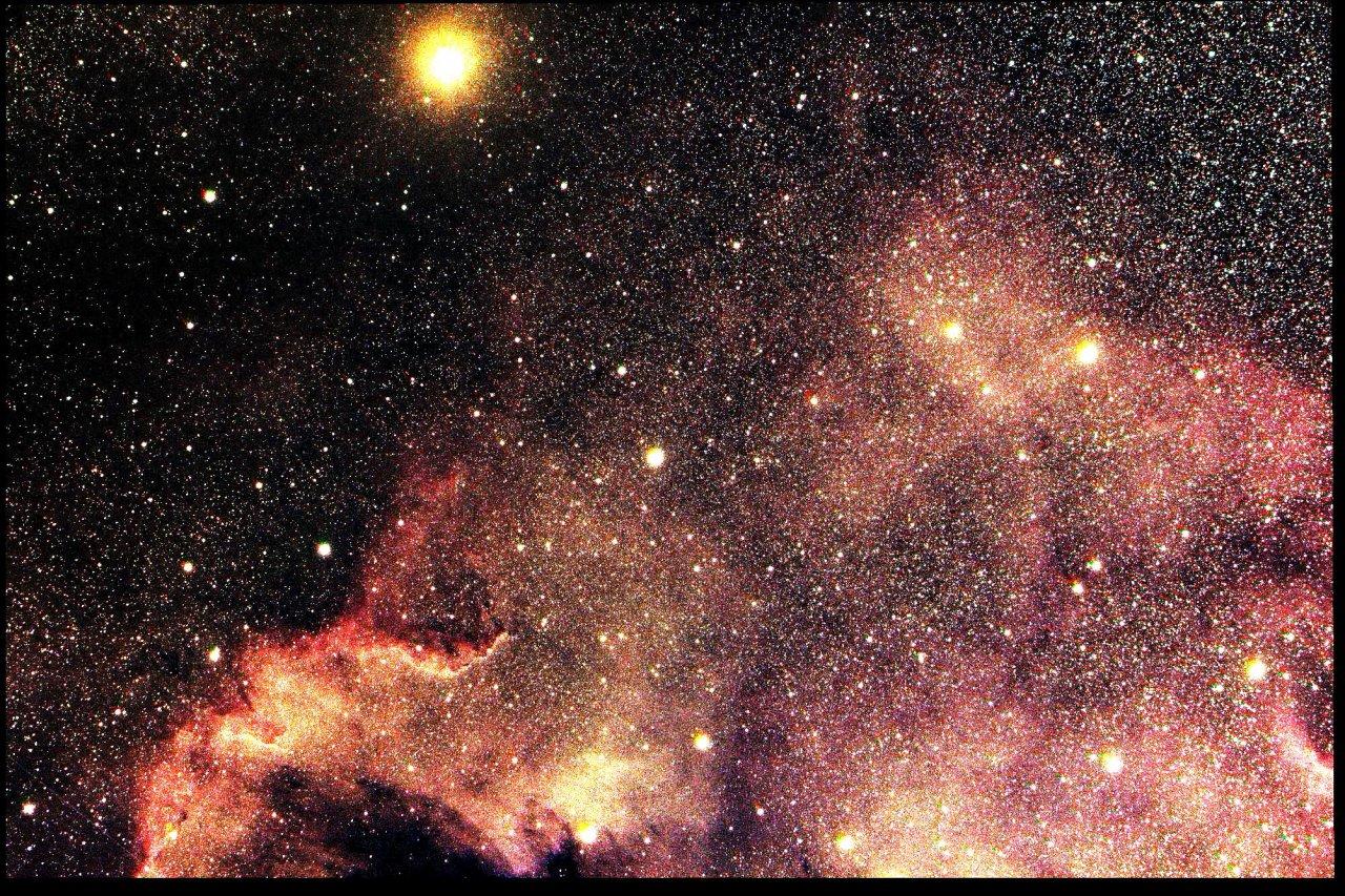 NGC7000 LRGB