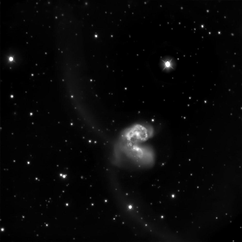 NGC4039, The Antennae