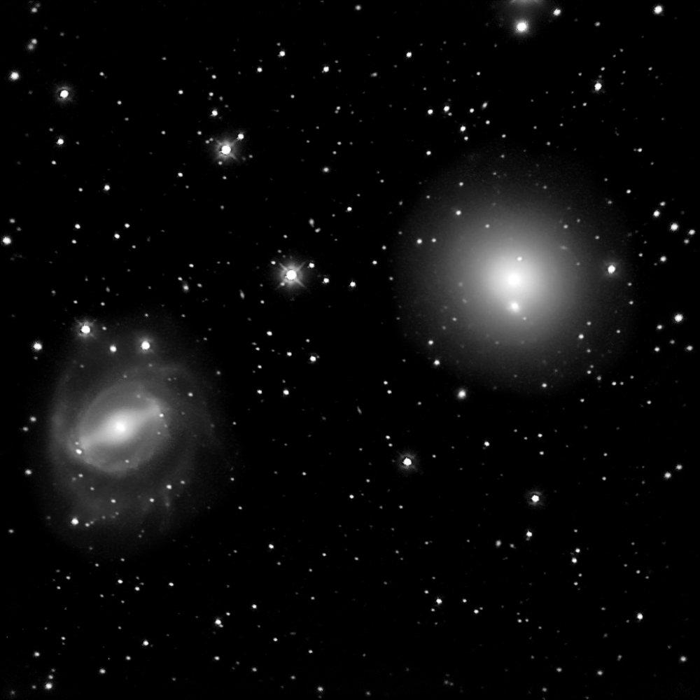 NGC5846, 5850