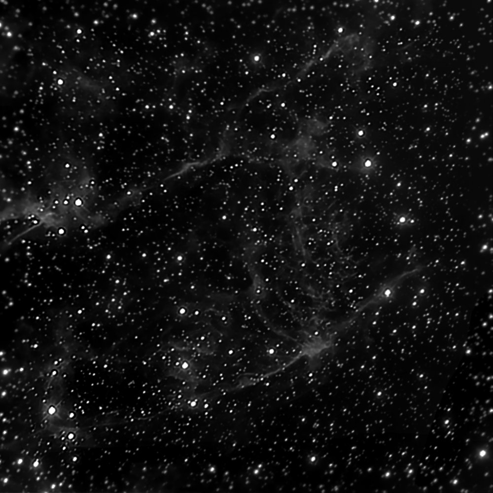 NGC6992, Western Veil