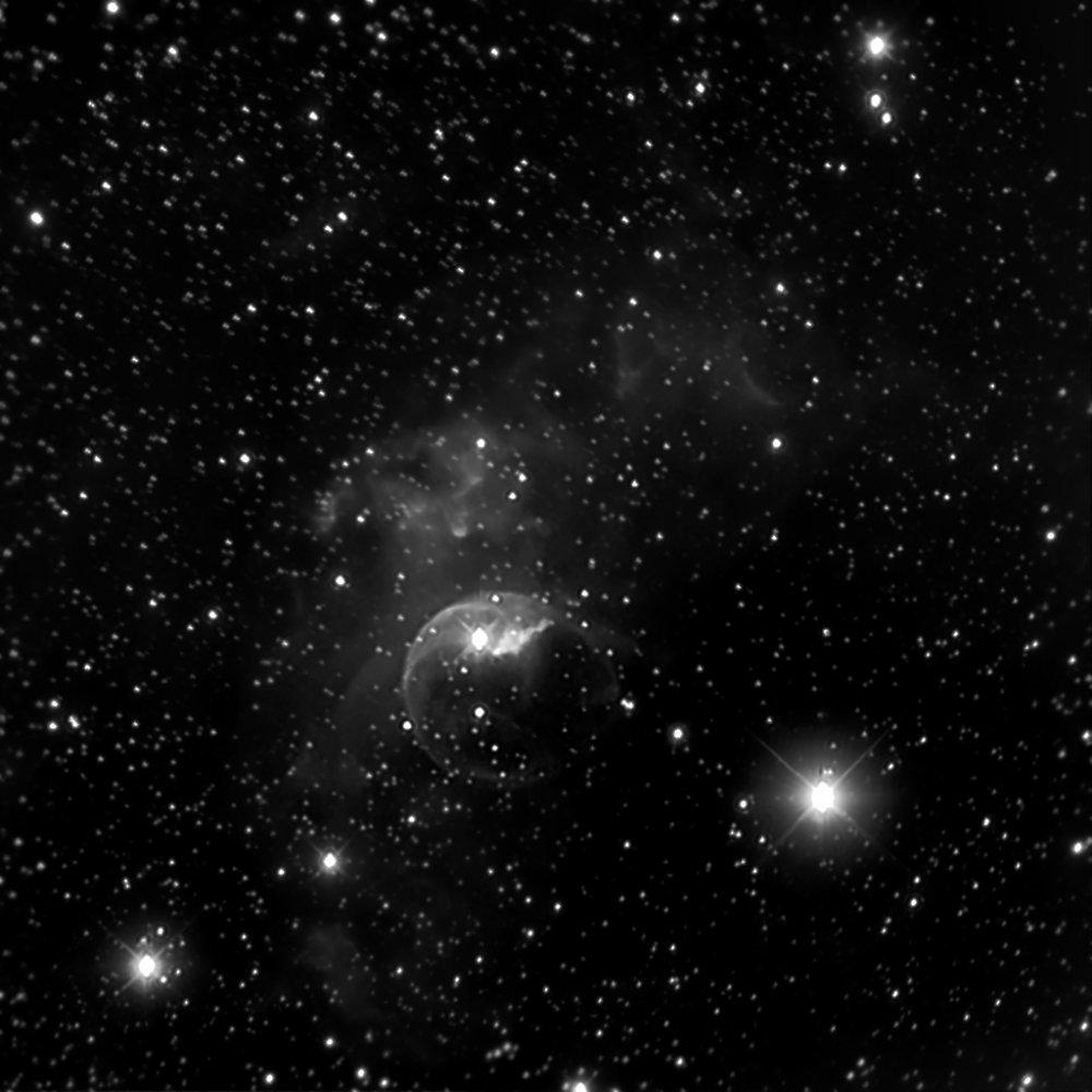 NGC7635, Bubble Nebula