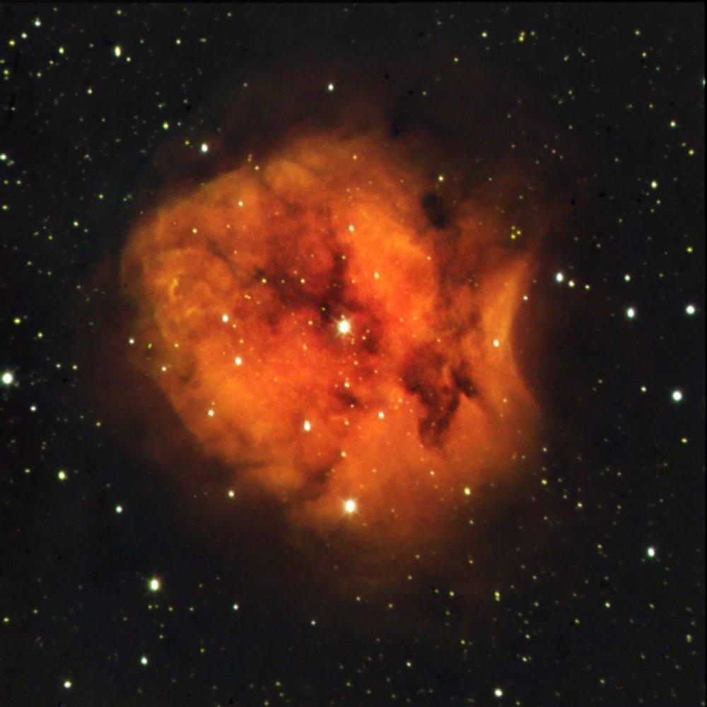 NGC5146, the Cocoon Nebula