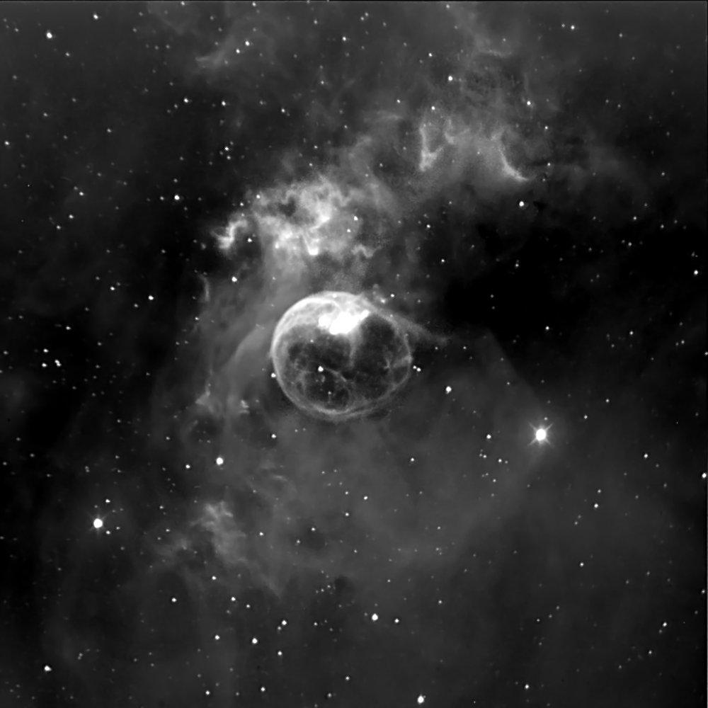 NGC7635 (bubble) Ha